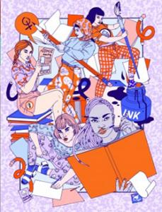 100 Women making comics