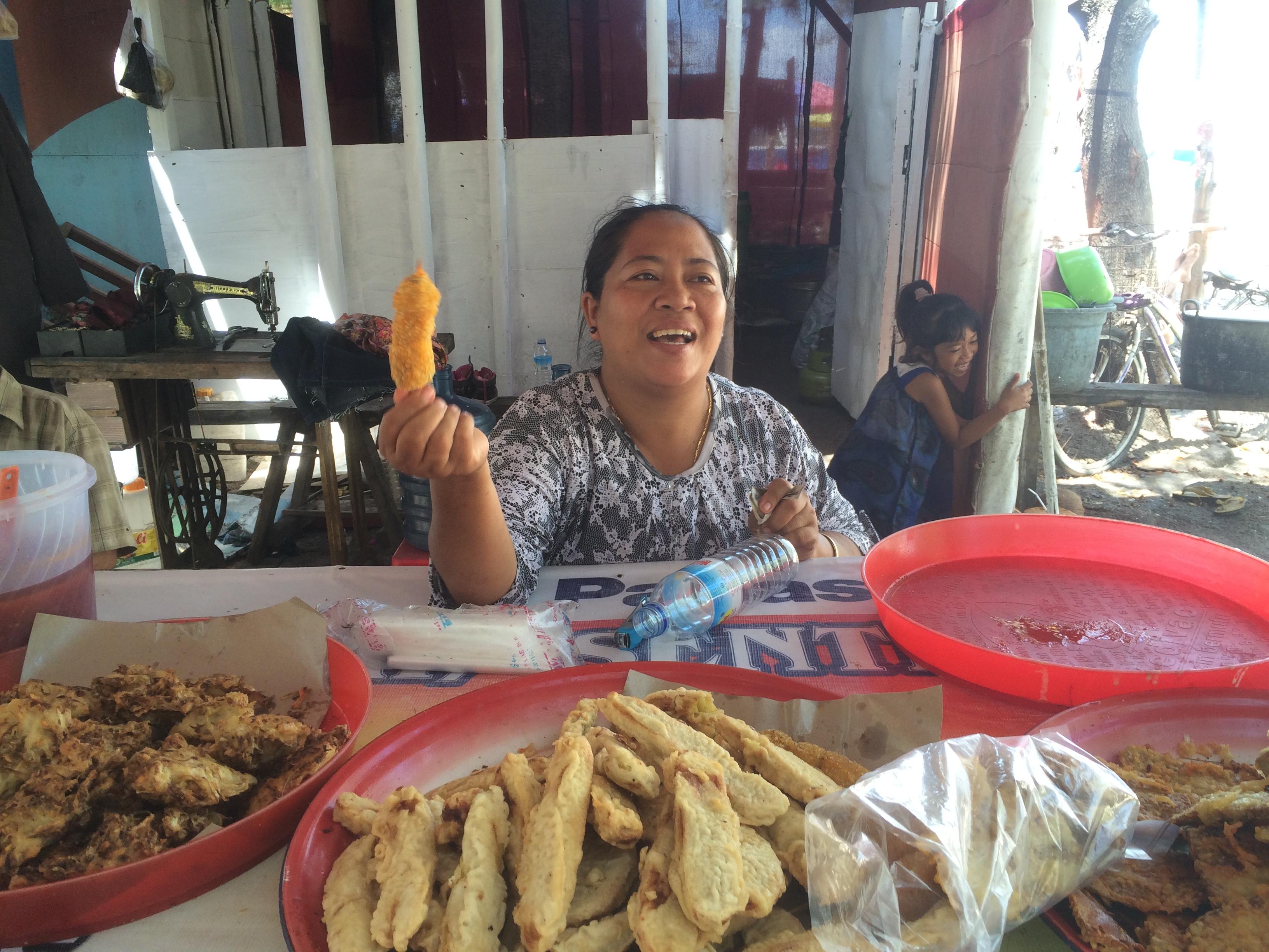 La place des femmes à Bali (Indonésie)