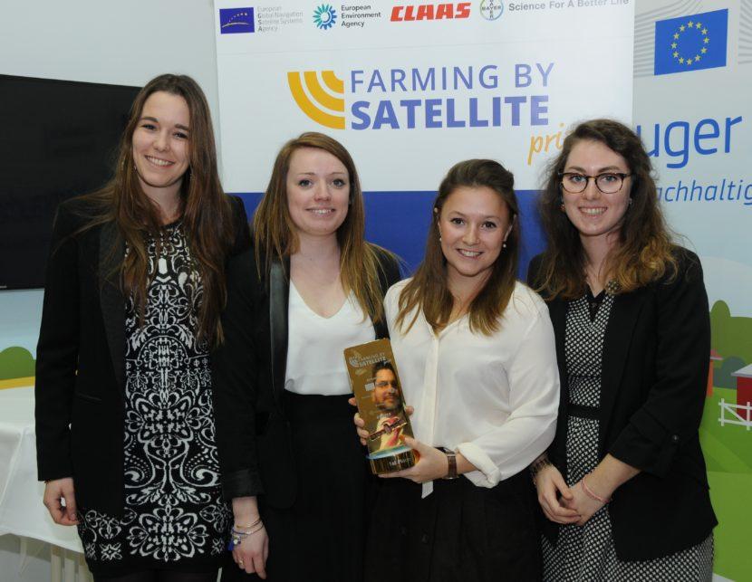 prix Européen Farming By Satellite