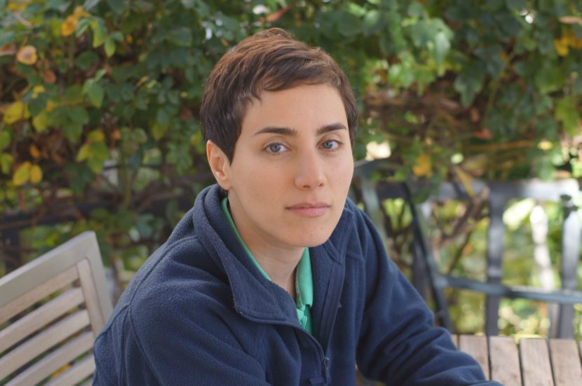 Maryam Mirzakhani 1re femme médaille Fields