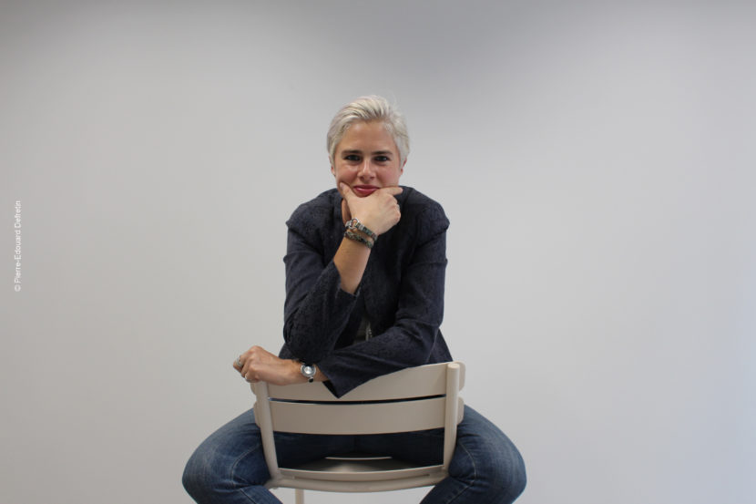 Violaine Cherrier content manager journaliste