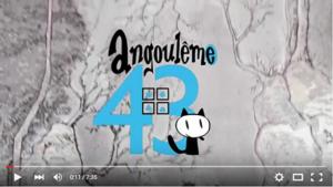 43e festival international de la bande dessinée d'Angoulême