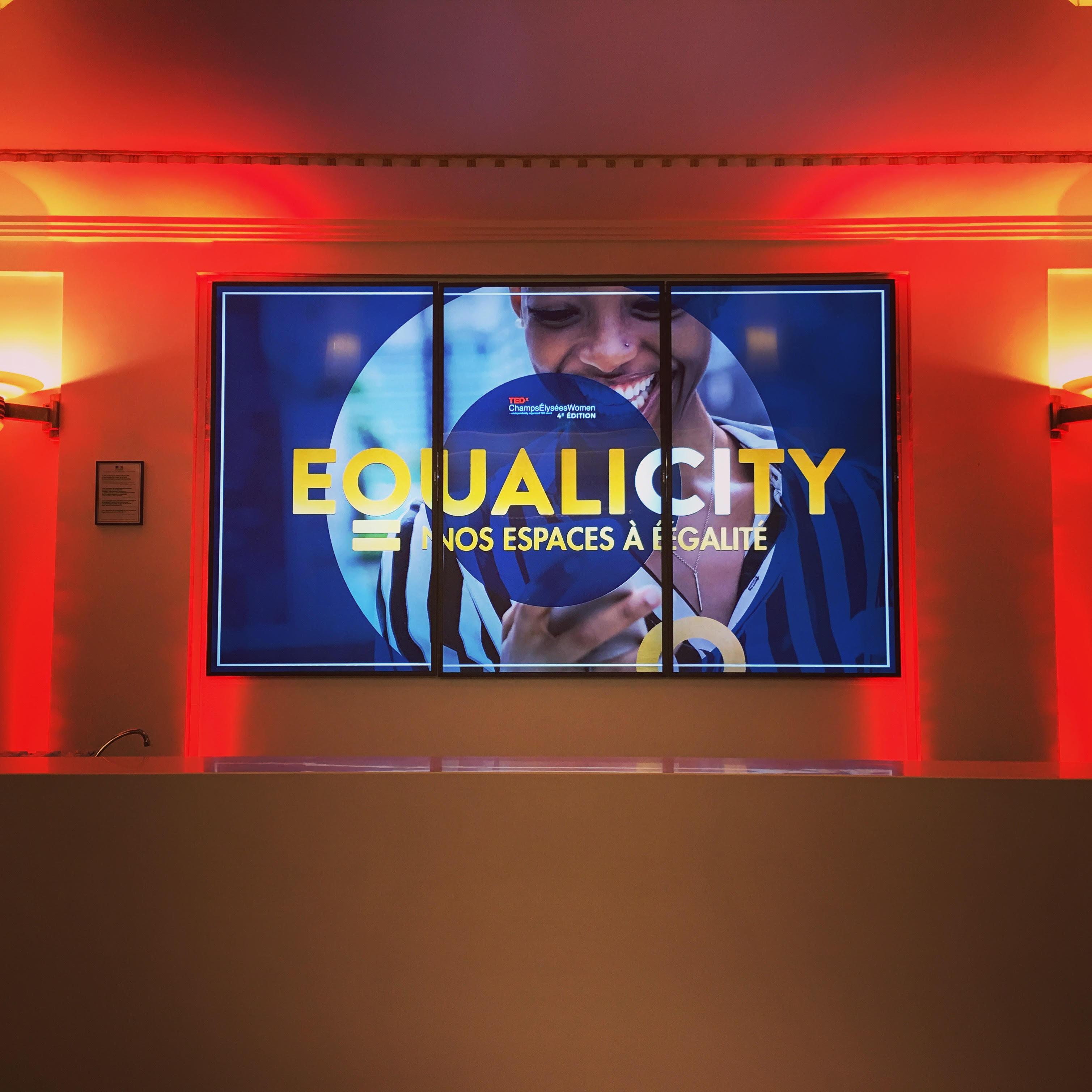 EQUALIciTY 3 novembre 2017