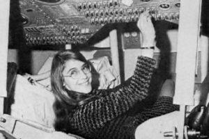 Margaret Hamilton programmatrice à la NASA