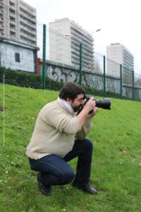 Gaël Dupret photographe