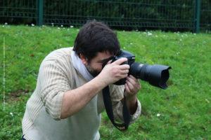 Gaël Dupret auteur photographe