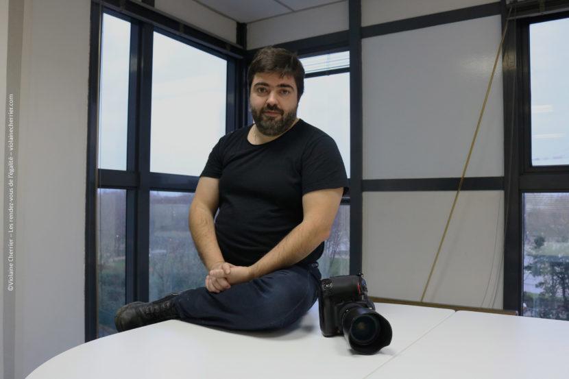 Gaël Dupret photographe RED for Executive Women