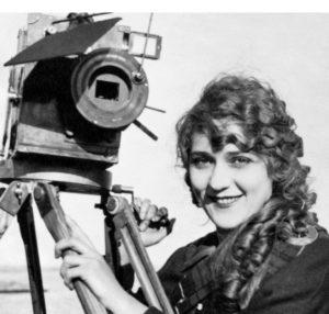 Alice Guy-Blaché, 1re femme réalisatrice