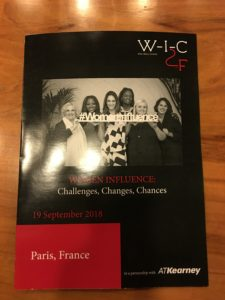 WICF Paris 2018