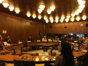 WICF à l'Unesco septembre 2018