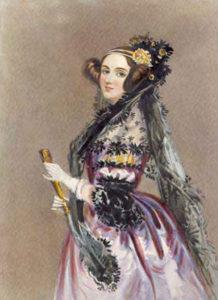 Ada Lovelace, pionnière de l'informatique