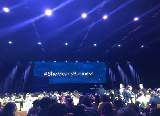 Programme #SheMeansBusiness 2018