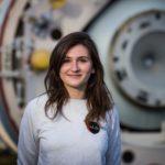 Cerise Cuny, biologiste au sein de la mission MDRS