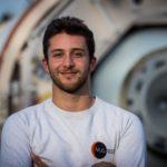 Jérémy Auclair, Commandant de l'équipage et vétéran du club MARS de l'ISAE-SUPAERO