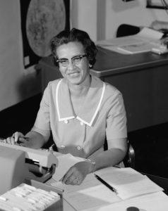 Katherine Johnson, super calculatrice de la NASA