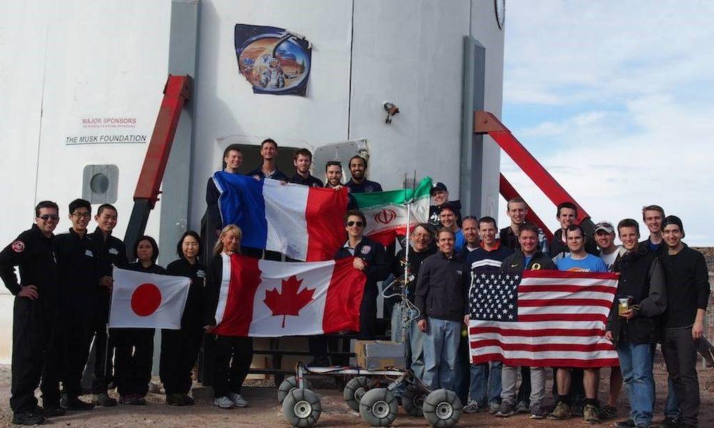 Mission MDRS organisée par la Mars Society