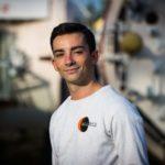 Norbert Pouzin, botaniste au sein de la mission MDRS