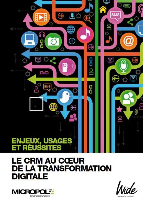 Le CRM au cœur de la transformation digitale