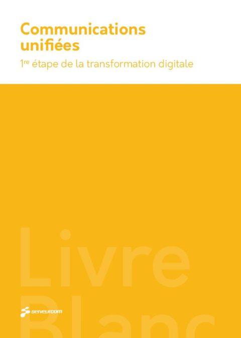 Guide des communications unifiées Unyc