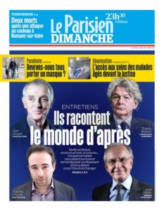 Une sexiste du Parisien 5 avril 2020