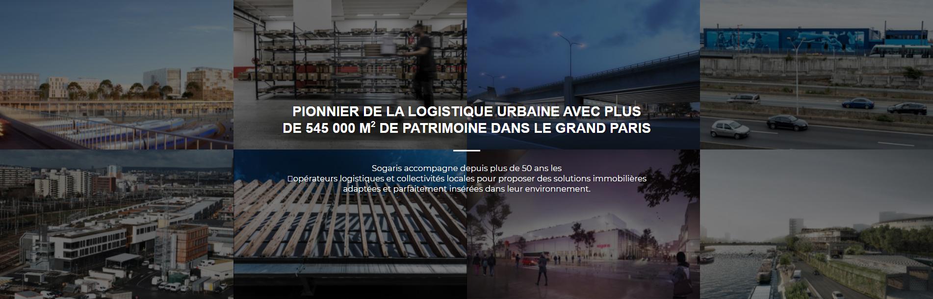 Sogaris réinvente la logistique urbaine