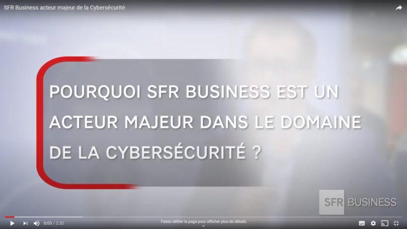 Interview événementielle pour SFR Business à l'université d'été du MEDEF 2019