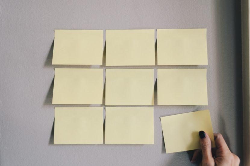 La to do list d'une stratégie de contenus