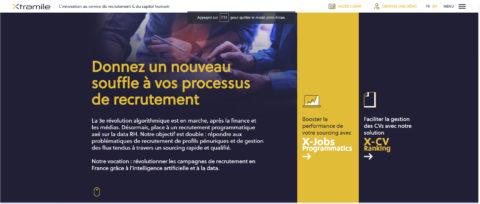 Xtramile, L'innovation au service du recrutement & du capital humain